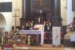 ołtarz w Nowym Mieście