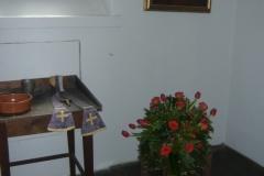 cela o. Honorata na Cytadeli w Warszawie