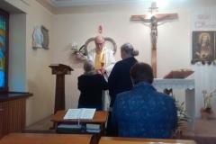 Podczas Eucharystii