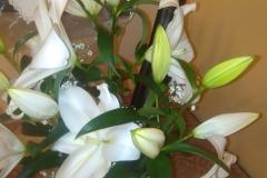 Dziękujemy wszystkim za życzenia, kwiaty i dobroć serca, za modlitwę.
