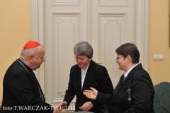 Powitanie ks. Arcybiskupa Stanisława Dziwisza