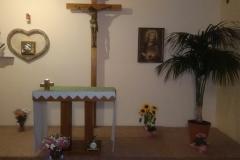 Obraz Serca Jezusa w każdej kaplicy