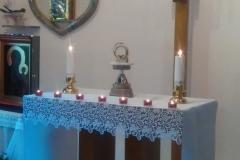 Adoracja w dzień Zesłania Ducha św.