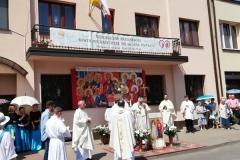 Pan Jezus Eucharystyczny pod naszym dachem