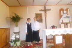 25 lecie profesji zakonnej s. Joanny i s.Judyty