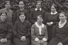 pierwsze wspólnoty Sióstr Pocieszycielek NSJ